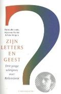 Bekijk details van Zijn letters en geest