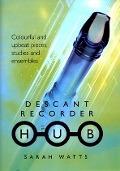 Bekijk details van Descant recorder hub