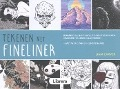 Bekijk details van Tekenen met fineliner