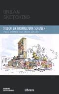 Bekijk details van Steden en architectuur schetsen