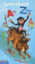 Bekijk details van Letterboek van Aap tot Zwijn