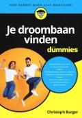 Bekijk details van Je droombaan vinden voor dummies®