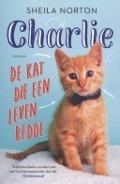 Bekijk details van Charlie, de kat die een leven redde