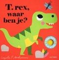 Bekijk details van T. rex, waar ben je?