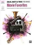 Bekijk details van Movie favorites; Alto sax, Bariton sax