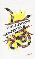 Bekijk details van Futuristische manifesten
