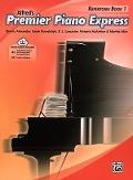 Bekijk details van Alfred's premier piano express; Repertoire Book 1