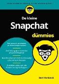 Bekijk details van De kleine Snapchat voor dummies®