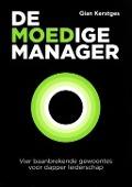 Bekijk details van De moedige manager
