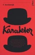 Bekijk details van Karakter  roman van zoon en vader