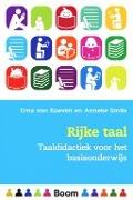 Bekijk details van Rijke taal