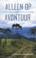 Bekijk details van Alleen op avontuur