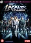 Bekijk details van DC's Legends of Tomorrow; Seizoen 1-4