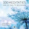 Bekijk details van 100 meditaties om de dag mee te beginnen