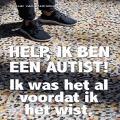 Bekijk details van Help, ik ben een autist!