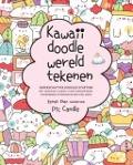 Bekijk details van Kawaii doodle wereld tekenen
