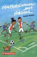 Bekijk details van Voetbalschoenen met plakband