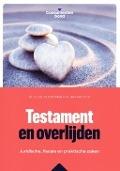 Bekijk details van Testament en overlijden