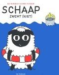 Bekijk details van Schaap zwemt (niet)