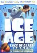Bekijk details van Ice age 1, 2, 3, 4 & 5