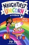 Bekijk details van The naughtiest unicorn on the beach