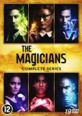 Bekijk details van The magicians; Seizoen 1-5