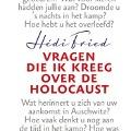 Bekijk details van Vragen die ik kreeg over de Holocaust