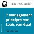 Bekijk details van De 7 managementprincipes van Louis van Gaal