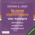 Bekijk details van De zeven eigenschappen voor managers