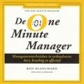 Bekijk details van De one minute manager