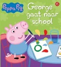 Bekijk details van Peppa Pig - George gaat naar school (nr 15)