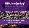 Bekijk details van De twaalf belangrijkste lessen uit MBA in één dag