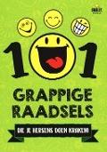 Bekijk details van 101 grappige raadsels die je hersens doen kraken!
