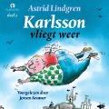 Bekijk details van Karlsson vliegt weer