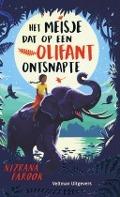 Bekijk details van Het meisje dat op een olifant ontsnapte