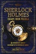 Bekijk details van Sherlock Holmes escape room puzzelboek
