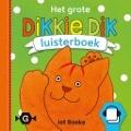 Bekijk details van Het grote Dikkie Dik luisterboek