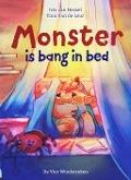 Bekijk details van Monster is bang in bed
