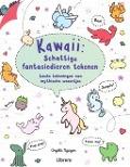 Bekijk details van Kawaii: schattige fantasiedieren tekenen