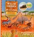Bekijk details van Wilde dieren van de savanne