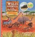 Bekijk details van Wild animals of the savanna