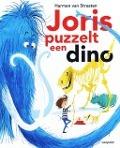 Bekijk details van Joris puzzelt een dino