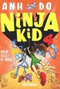 Bekijk details van Ninja steelt de show