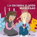 Bekijk details van Liv en Emma slapen bij elkaar