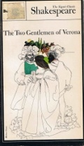 Bekijk details van The two gentlemen of Verona