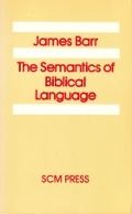 Bekijk details van The semantics of Biblical language