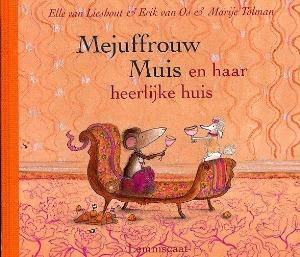 Bekijk details van Mejuffrouw Muis en haar heerlijke huis