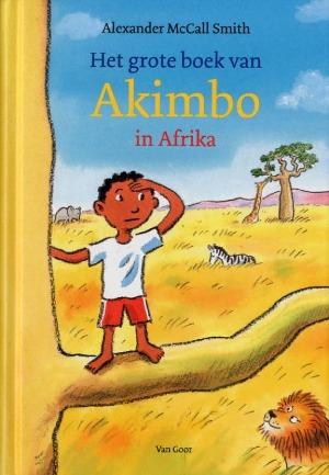 Bekijk details van Het grote boek van Akimbo in Afrika