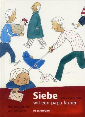 Bekijk details van Siebe wil een papa kopen