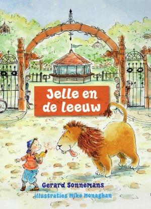 Bekijk details van Jelle en de leeuw